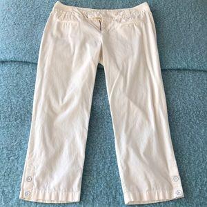 Women loft Ann Taylor shorts size 4